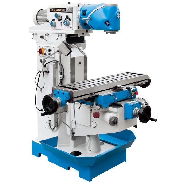Milling Machines: UR 600 KNEE & RAM TYPE UNIVERSAL MILLING ...
